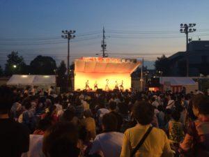 里庄夏祭り