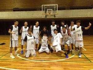 バスケットチーム「CRIMINAL」