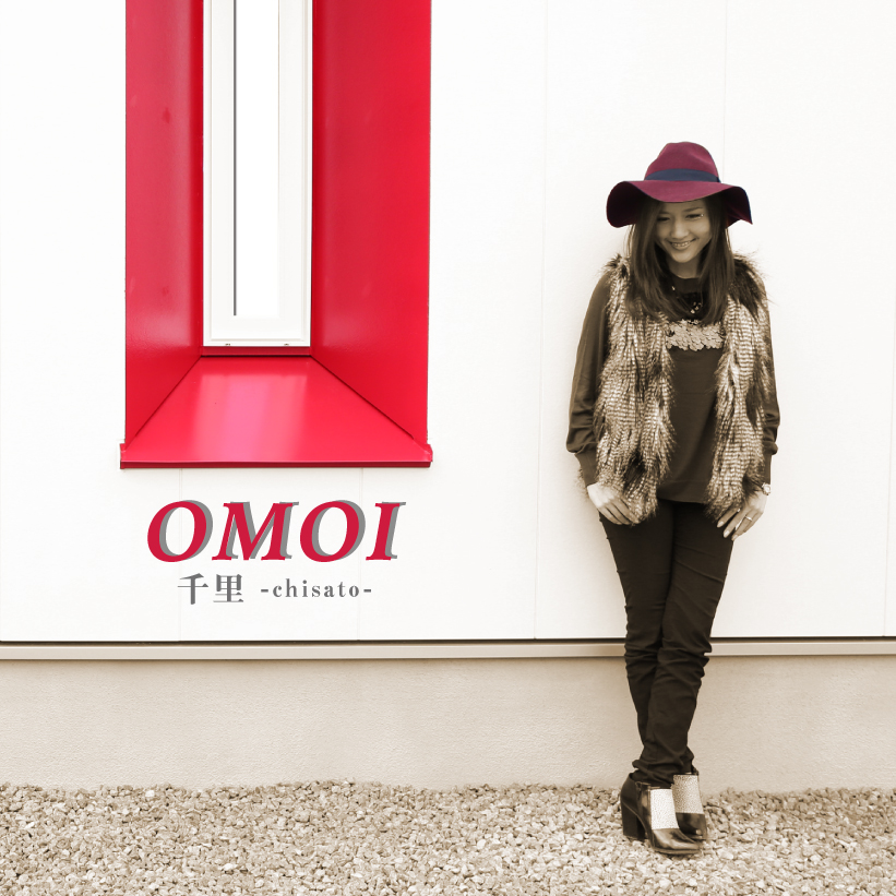 2nd mini ALBUM「OMOI」